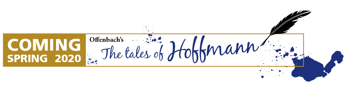 Auditions for The Tales of Hoffmann (Full production 2020) – Opera